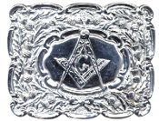 Belt Buckle Masonic Design