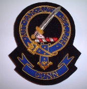 Clan Crest Badge