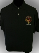 Clan Crest Embroidered Polo Shirt