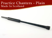 Wallace Standard Poly Practice Chanter