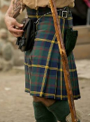 US Military Tartan Kilts