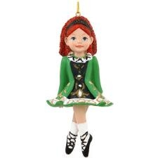Irish Dancer Ornament
