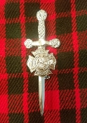 Fire Rescue Kilt Pin