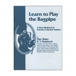 Learn to Play The Bagpipe Tutor Book